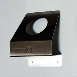 Porta dispenser in acciaio