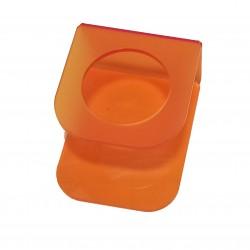 Porta dispenser arancio
